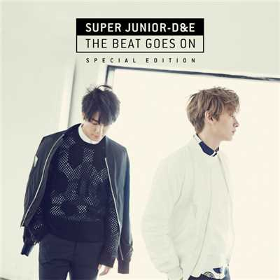 シングル/Can You Feel It?/SUPER JUNIOR-D&E
