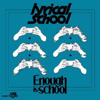 アルバム/Enough is school EP/lyrical school