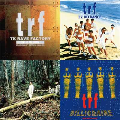 TRF - early years remaster -/TRF