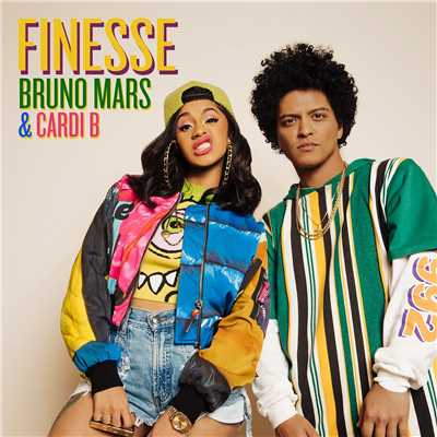 シングル/Finesse (Remix) [feat. Cardi B]/Bruno Mars