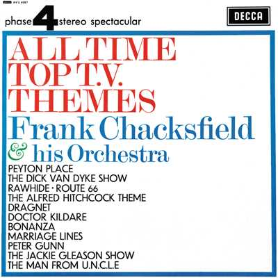 Frank Chacksfield And His Orchestra