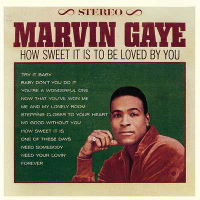 アルバム/How Sweet It Is To Be Loved By You/Marvin Gaye