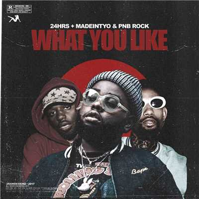 シングル/What You Like (feat. PnB Rock & MadeinTYO)/24hrs
