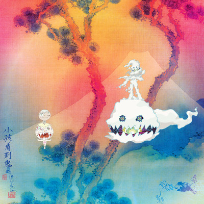 シングル/Reborn/KIDS SEE GHOSTS