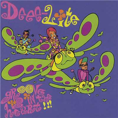 アルバム/Groove Is In The Heart EP/Deee-Lite