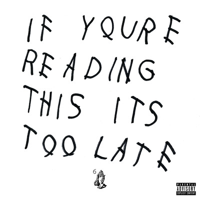 アルバム/If You're Reading This It's Too Late/Drake