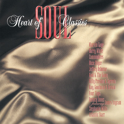 アルバム/Heart Of Soul Classics/Various Artists