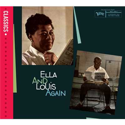 シングル/Autumn In New York/Ella Fitzgerald/Louis Armstrong
