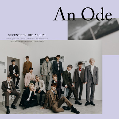 シングル/Happy Ending (Korean Version)/SEVENTEEN