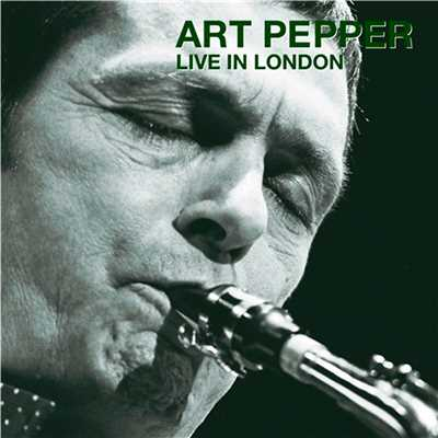 チェロキー (Live)/Art Pepper