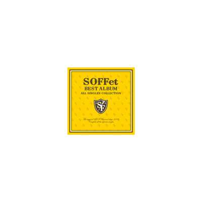アルバム/「SOFFet BEST ALBUM 〜ALL SINGLES COLLECTION〜」rhythm zoneパッケージ/SOFFet
