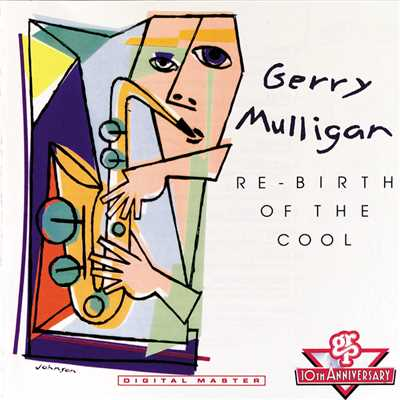 アルバム/Re-Birth Of The Cool/Gerry Mulligan