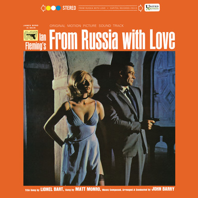 ハイレゾアルバム/From Russia With Love (Original Motion Picture Soundtrack)/John Barry