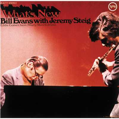 アルバム/What's New/Bill Evans/Jeremy Steig