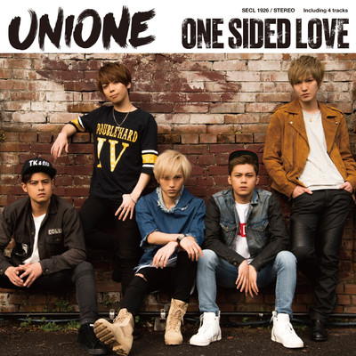 アルバム/One Sided Love/UNIONE