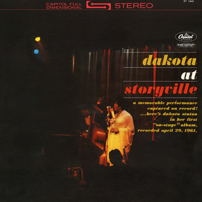 シングル/Play Your Hands, Girls (Live At Storyville, 1961)/Dakota Staton