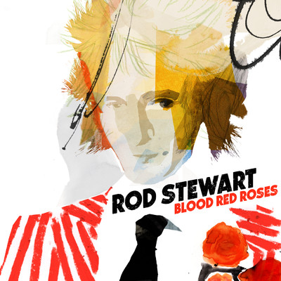 アルバム/Blood Red Roses/Rod Stewart
