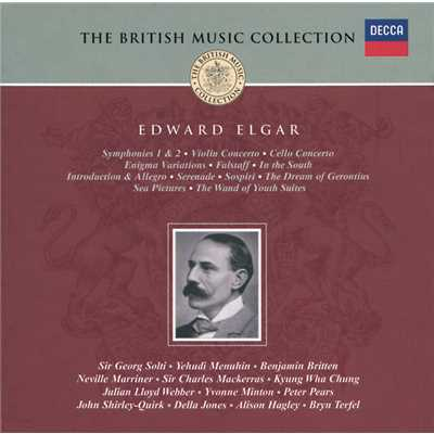 アルバム/Elgar: Orchestral Works/Dream of Gerontius etc/Various Artists