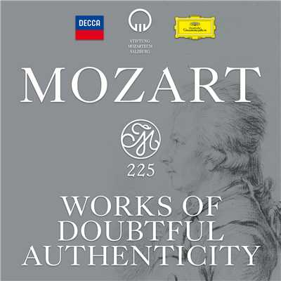 アルバム/Mozart 225 - Works Of Doubtful Authenticity/Various Artists