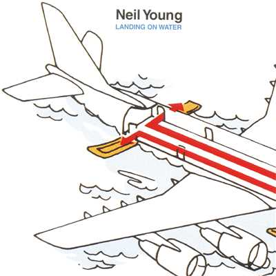 アルバム/Landing On Water/Neil Young