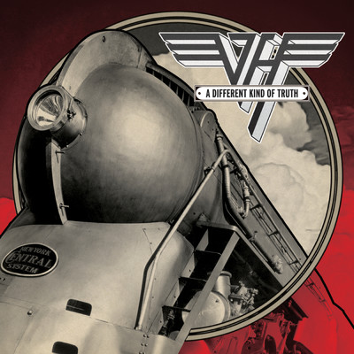 アルバム/A Different Kind Of Truth/Van Halen