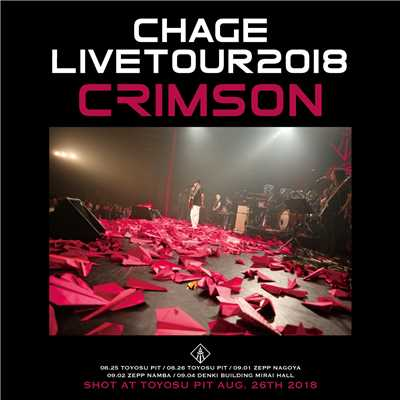 GIVE & TAKE (Live At Toyosu Pit / 2018)/Chage