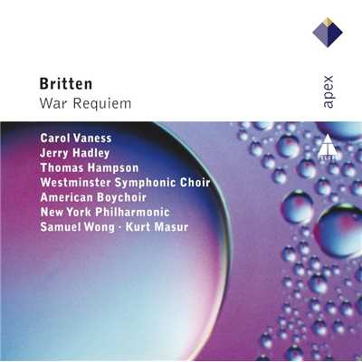 アルバム/Britten: War Requiem/Kurt Masur
