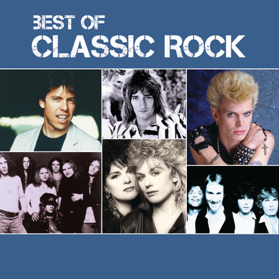 アルバム/Best Of Classic Rock/Various Artists