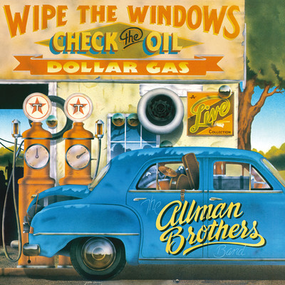 ハイレゾアルバム/Wipe The Windows, Check The Oil, Dollar Gas/The Allman Brothers Band