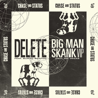 シングル/Big Man Skank (featuring Mr. Vegas/VIP)/Chase & Status