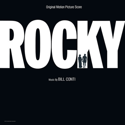 "シングル/Philadelphia Morning (From The ""Rocky"" Soundtrack)/Bill Conti"