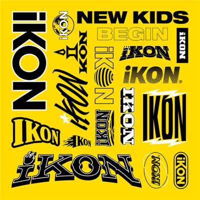アルバム/NEW KIDS : BEGIN -KR EDITION-/iKON