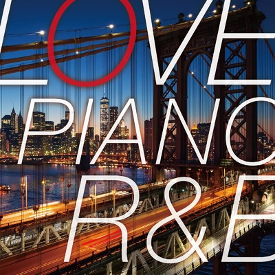 アルバム/LOVE PIANO R&B/PARTY HITS PROJECT