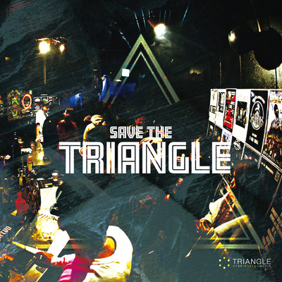 アルバム/SAVE THE TRIANGLE COMPILATION/Various Artists
