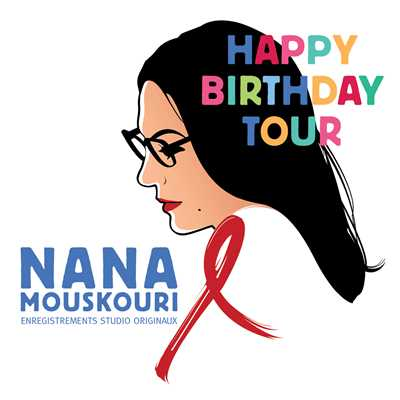 アルバム/Happy Birthday Tour/Nana Mouskouri