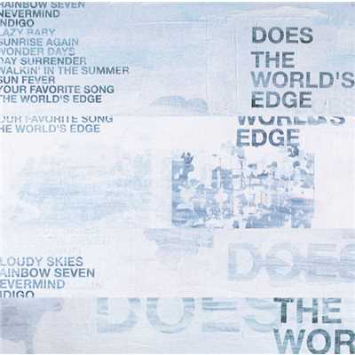アルバム/The World's Edge/DOES