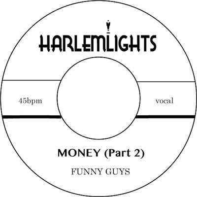 シングル/MONEY (Part 2)/FUNNYGUYS