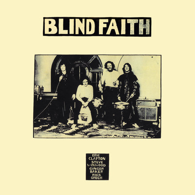 シングル/Can't Find My Way Home/Blind Faith