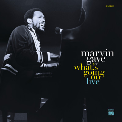 ハイレゾ/フライン・ハイ (Live At The Kennedy Center Auditorium, Washington, D.C., 1972)/Marvin Gaye
