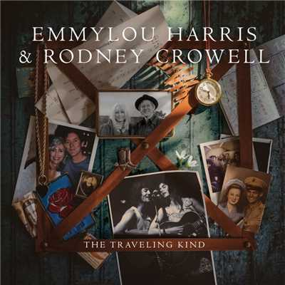 シングル/Her Hair Was Red/Emmylou Harris & Rodney Crowell