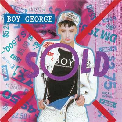 シングル/Keep Me In Mind/Boy George