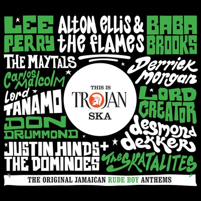 アルバム/This Is Trojan Ska/Various Artists