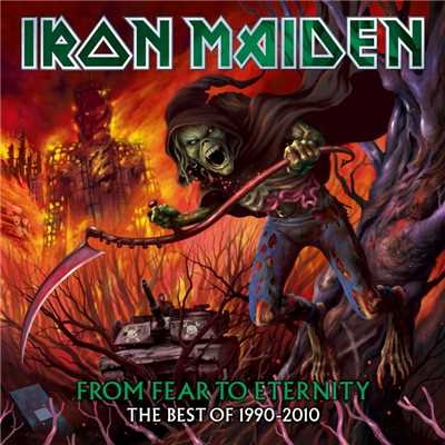 シングル/Blood Brothers/Iron Maiden