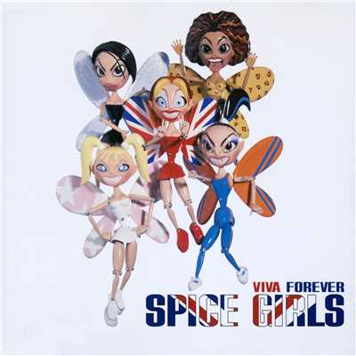 シングル/Say You'll Be There (Live)/Spice Girls