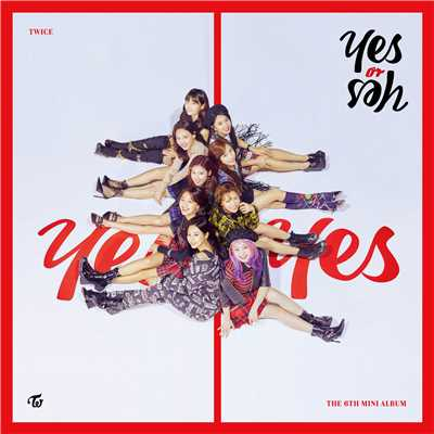 アルバム/YES or YES/TWICE