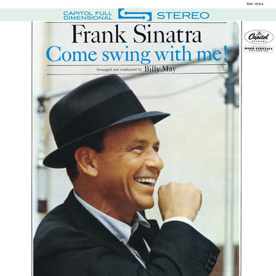 ハイレゾアルバム/Come Swing With Me!/Frank Sinatra
