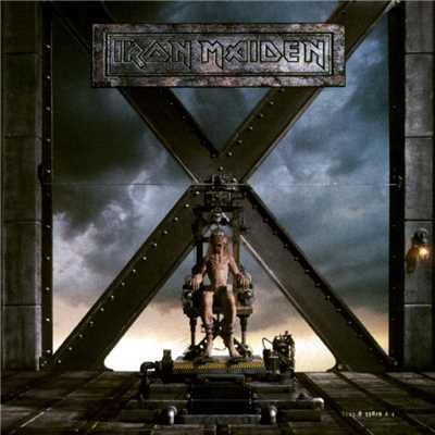シングル/Man On The Edge/Iron Maiden