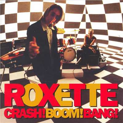 シングル/Crazy About You/Roxette