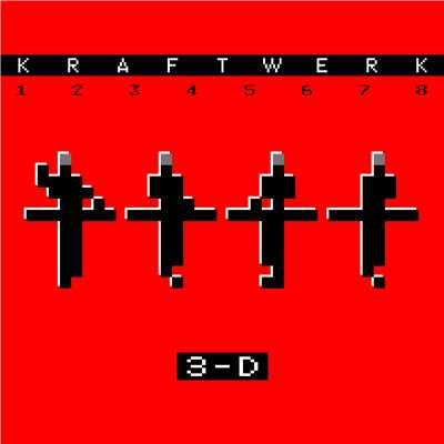 アルバム/3-D The Catalogue/Kraftwerk