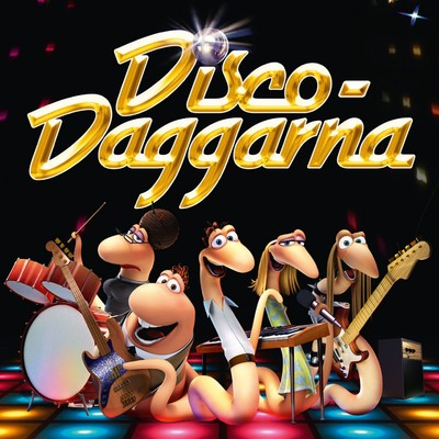 アルバム/Disco Daggarna (Original Motion Picture Soundtrack)/Various Artists